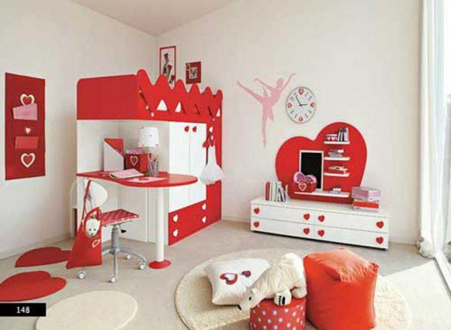 15+ Muebles Increíbles para Diseñar una Habitación para Niñas