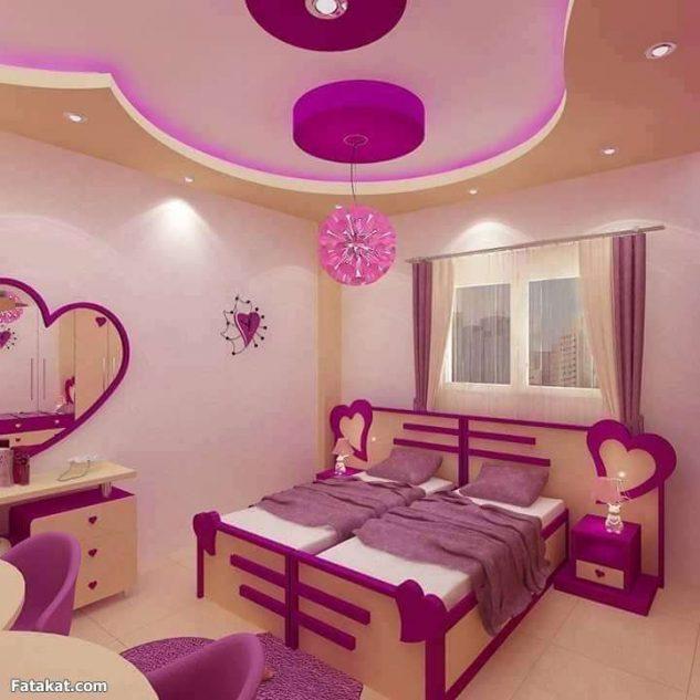 15 muebles incre bles para dise ar una habitaci n para ni as - Dibujos para habitacion nina ...