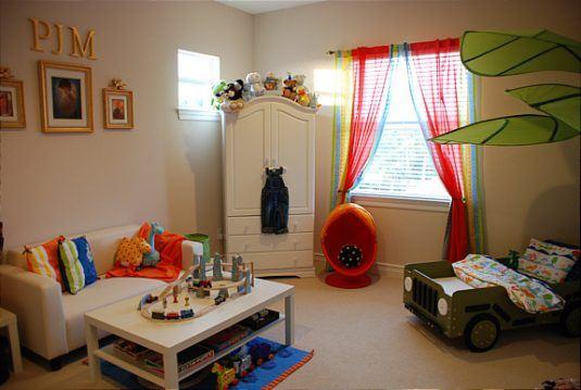 Ideas originales y divertidas para decorar habitaci n ni os for Ideas originales para decorar
