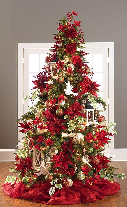 15 ideas preciosas para decorar arbol de navidad - Ideas arbol de navidad ...