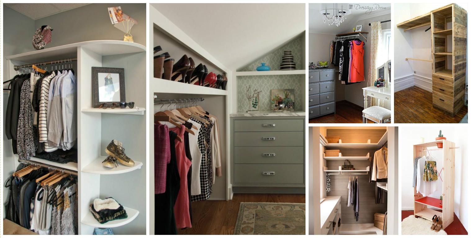 10 ideas brutales para decorar armario de esquina - Armario para habitacion ...