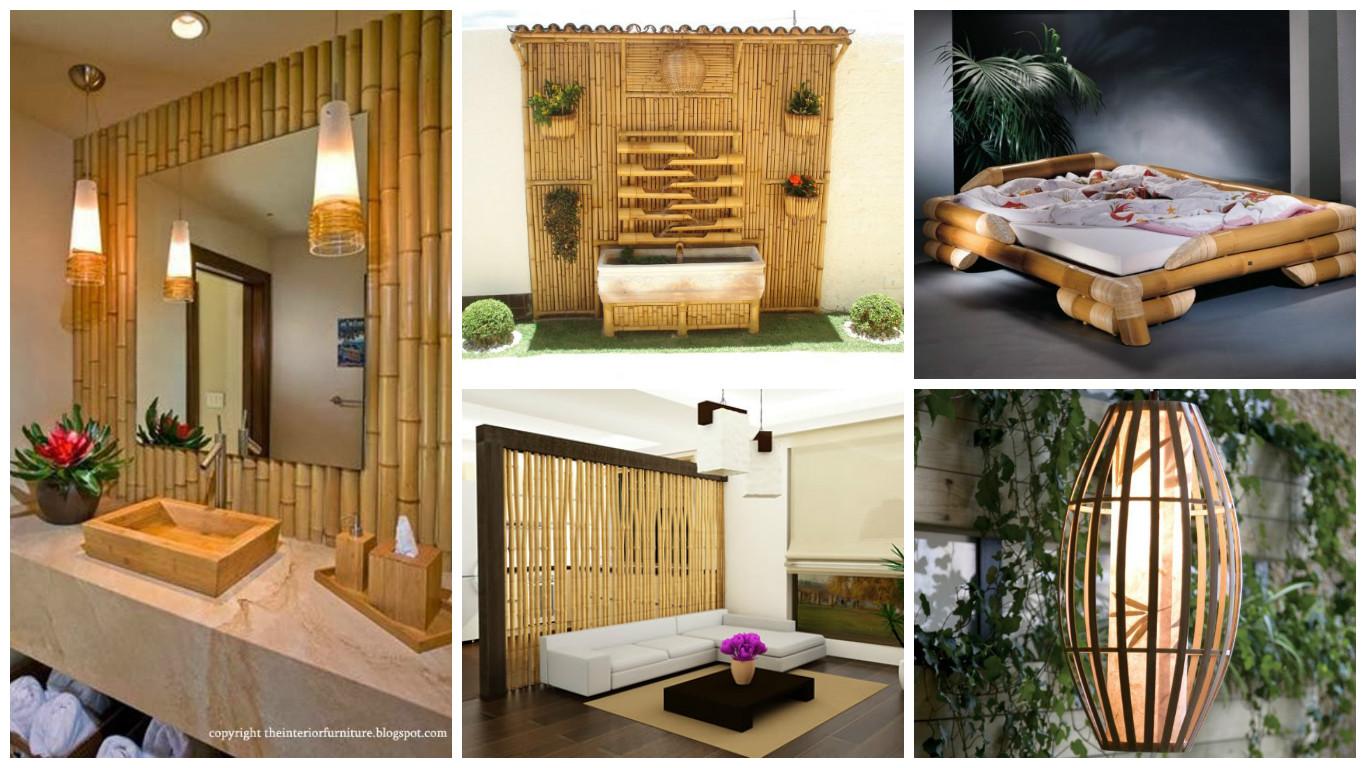 10 mejores ideas sobre decoraci n de bamb - Decoracion bambu interiores ...