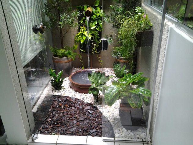 15 dise os fascinantes para decorar tu jard n for Zocalos para patios modernos