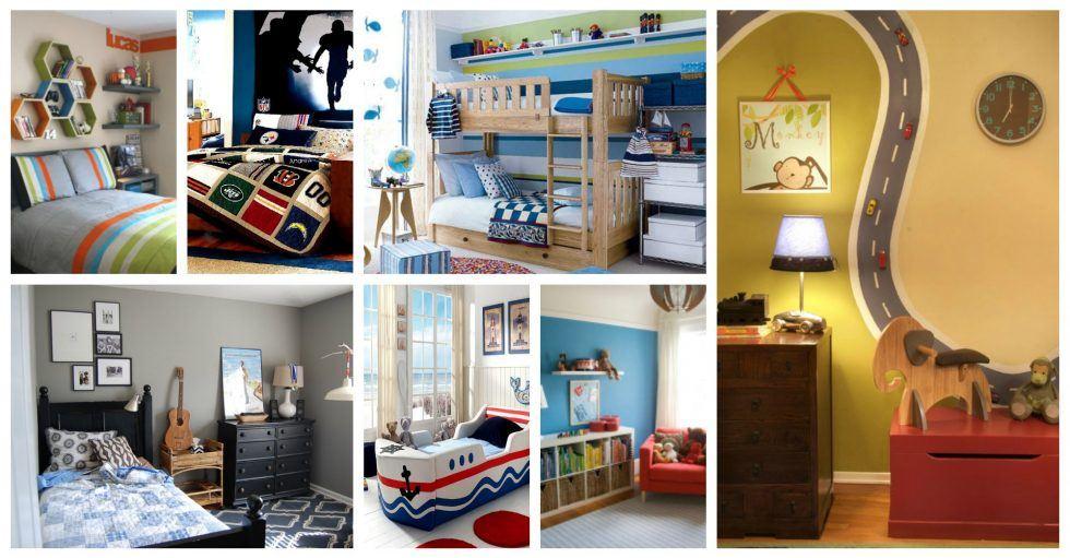 Ideas originales y divertidas para decorar habitaci n ni os - Decorar habitacion ninos ...