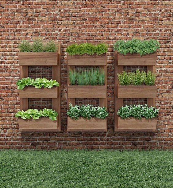 15 ideas sorprendentes para hacer jardines verticales en casa