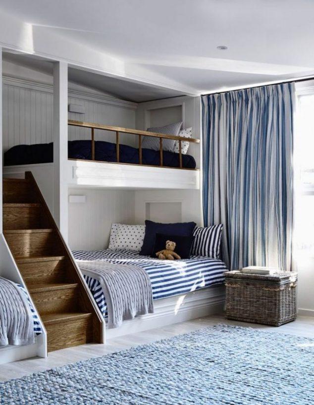15 sorprenderte ideas de dise o de literas for 4d wallpaper for home