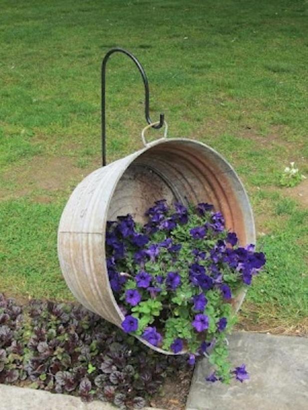 15+ Maceteros Originales que Pueden Darle un Toque Diferente a tu Jardin