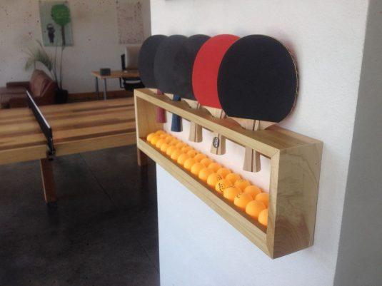 10+ Increíble Manualidades con Pelota de Ping Pong
