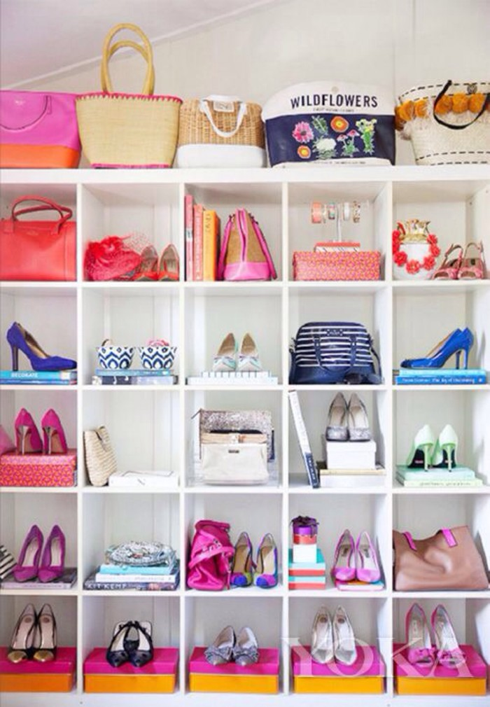 20+ Ideas Creativas para Ordenar tus Zapatos