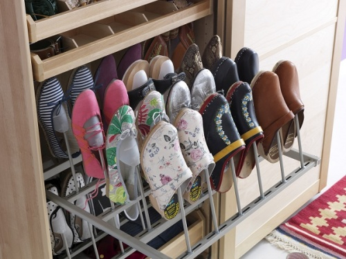 20+ Ideas Creativas para Ordenar tus Zapatos