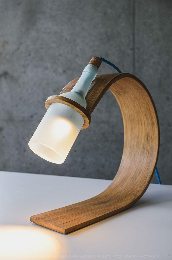 15+ Estupendas Ideas para Convertir Paletas de Madera en Lámparas Creativas