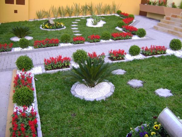 15+ Las Mejores Ideas para Decorar con Piedras tu Jardín