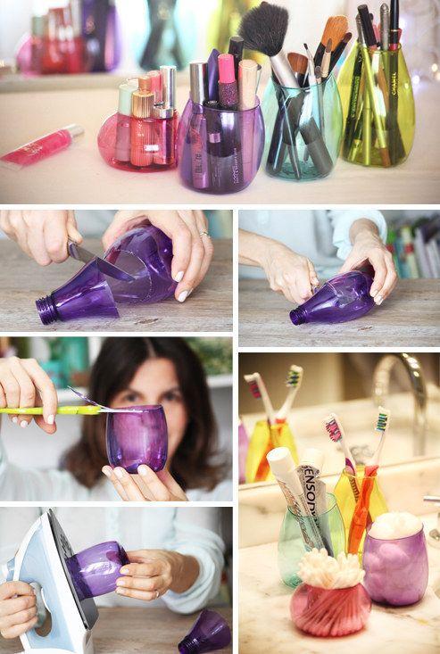 reciclar botellas de plastico 10 1