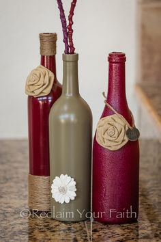 reciclar botellas vino otono 16
