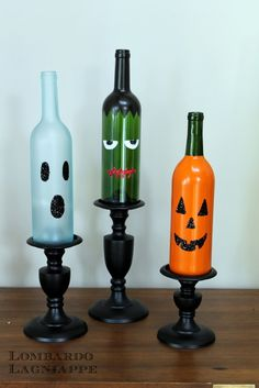 reciclar botellas vino otono 22