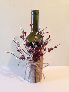 reciclar botellas vino otono 24