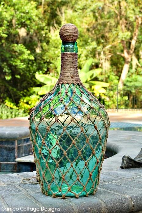 reciclar botellas vino otono 7