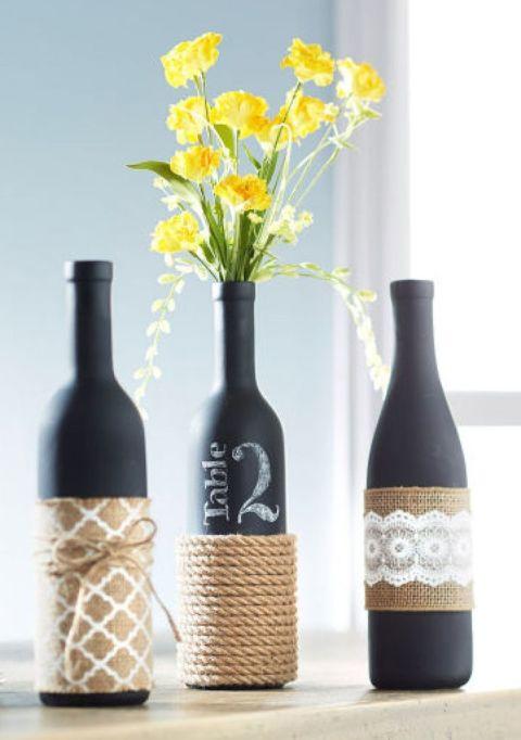 reciclar botellas vino otono 8