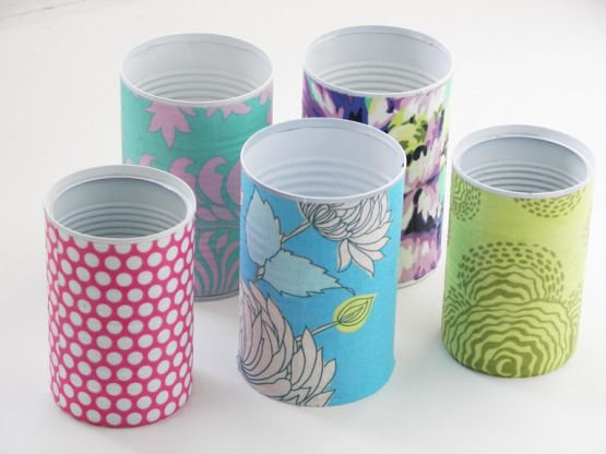20+ Increíbles Ideas Creativas para Reciclar Latas