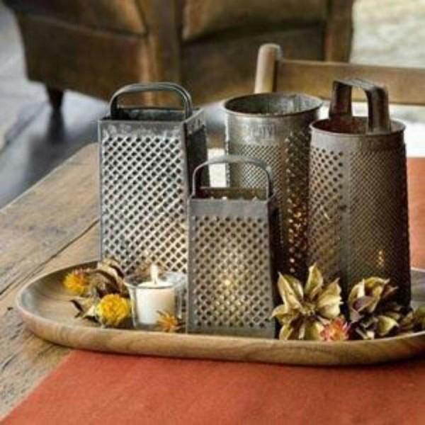 13+ Ideas Creativas para Reciclar Rallador Cocina