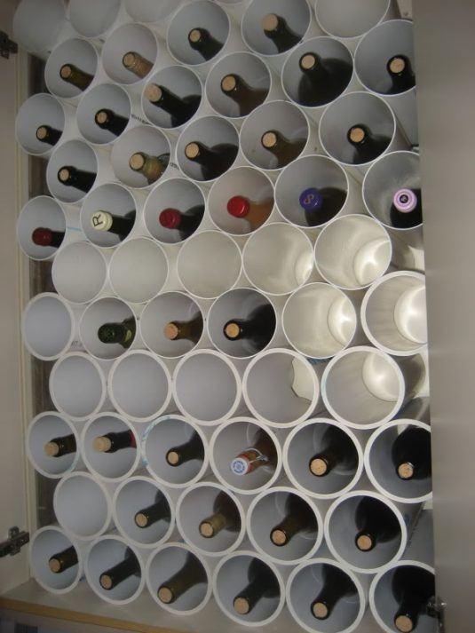 20+ Ideas Geniales para hacer Manualidades con Tubos de PVC