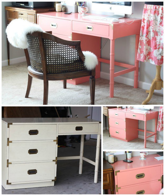 20+ Ideas más Creativas para Restaurar Muebles Antiguos