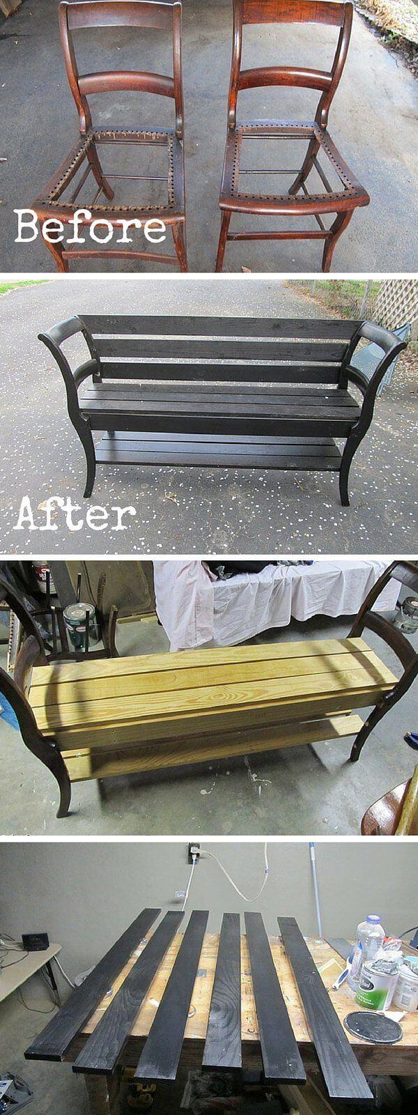 reutilizar sillas viejas 15