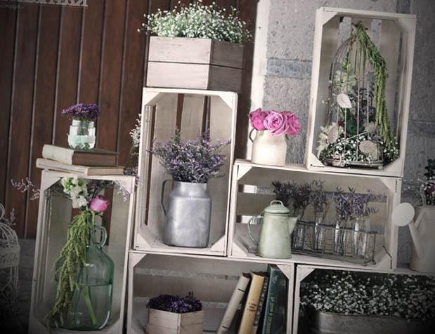 consejos decoracion vintage